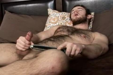 Gage Wilson Toying anal