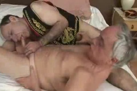 Older4me - TLD fucked By An daddy Turk