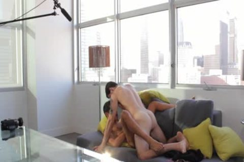 HD GayCastings - filthy Mixed Bobby Hart Is Trying Out Porn