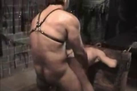 Very wild chap Locked In Stocks And pounded By Dungeon taskmaster
