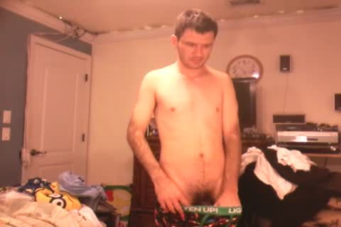 Hey boys What's Up! Here Is A kinky clip Of Me jerking off With My Christmas Boxer Briefs On. I Hope u boys enjoy And There's greater amount To sperm!