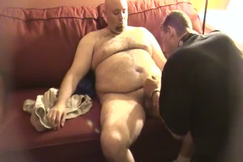 My Daddy Met This Furry Trucker Daddy Who Wanted To Work Me Over. No sperm shot But Still wild filthy.