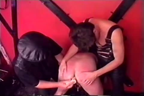 HEADMASTER TRAINS young-WHIP WAX CANE 2 SLAVES