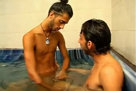 Jewish men Taking A baths And more