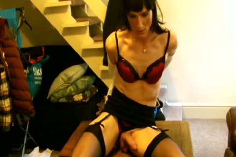 Tammy one more time In Office Outfit Now With vibrator