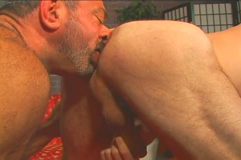delicious homo man Muscle Mike bangs Patrick Ives