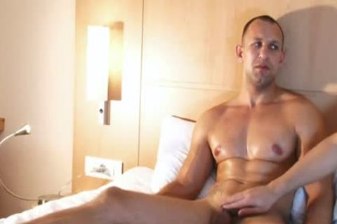 Full video: A admirable innocent straight lad Serviced His gigantic shlong By A lad