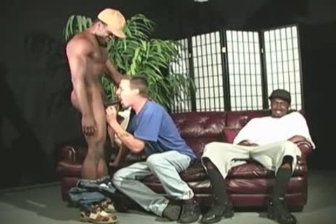 big Cocked Blacks Assfucking A White man
