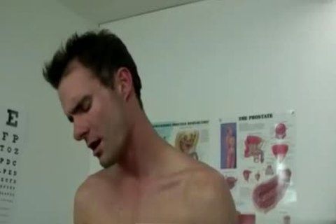 boys nude At The Doctors Office gay he Was Working One Hell