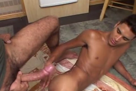 twink banged By Hunk