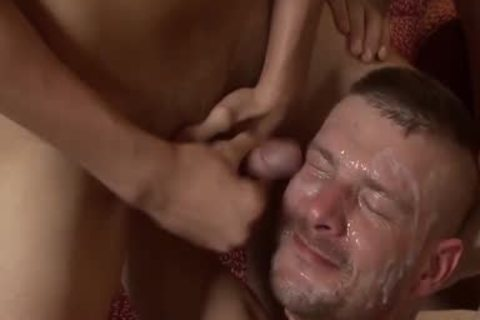 tasty fellow screwed In gangbang