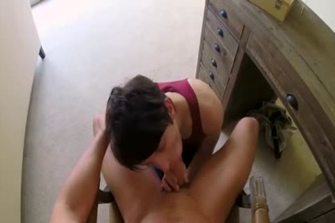 POV plowing twink After sucking