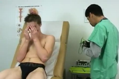 shaggy Pinoy men Sex homo video The Doctor Then Administered A