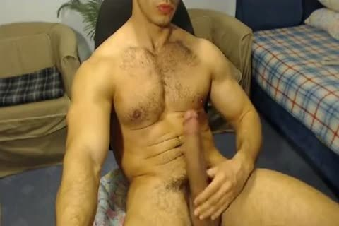 Hung brawny Hunk With An amazing penis