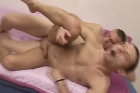 painfully gay ass pounding And Cumswapping