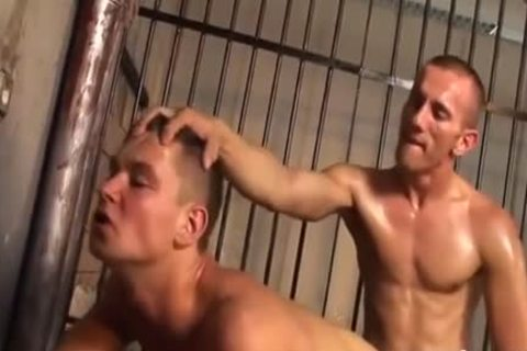 cute raw pound In The Prison