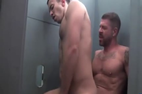 large dong Gloryhole With Rocco Steele