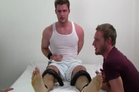 stylish guy Getting Tickled And tied Up For joy And blow HD Smut Flicks - SpankBang