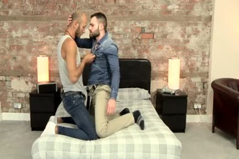 A Real Hungry hardcore fucking - Wolf Rayet & Dominic Arrow