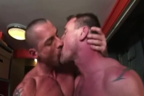 homosexual Sex Kiss Compilation 2