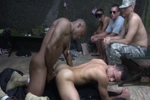 attractive dilettante Interracial And ass sperm flow