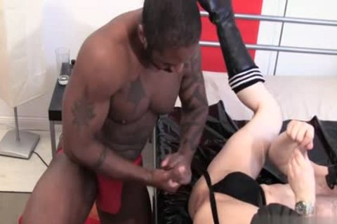 German 10-Pounder Fetish And cumshot