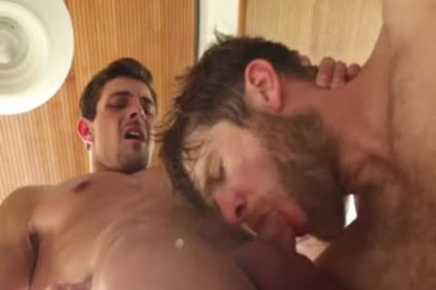 Muscle gays butthole invasion With cumshot