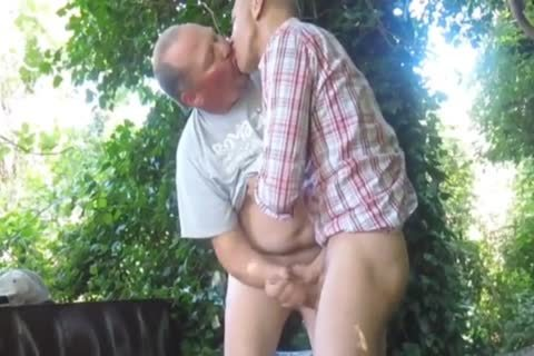 Daddy Have Outdoor joy