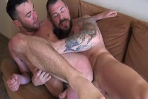 large rod Son oral sex-sex With ejaculate flow