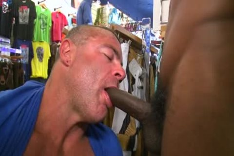 sweet gay Interracial And butthole spunk flow
