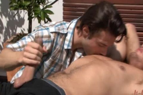 delicious homo ass sex With spooge flow