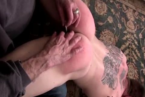 Muscle non-professional thrashing With semen flow