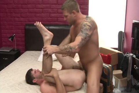 Muscle gay anal And anal cum flow