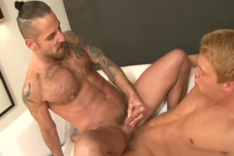 large penis Son urinate And spunk flow