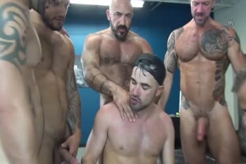 Latin penis double penetration And cumshot