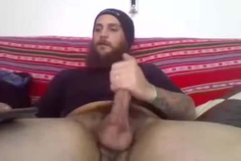 Married Hotness Edges His penis
