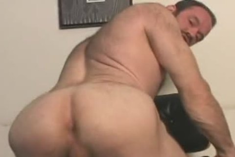 hairy dudes video Vol 7 - Scene two