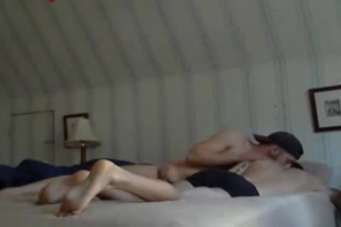 Morning Sex Free homosexual Porn clip On cam