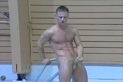 Water jock 2 Swim Team - Scene 1