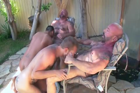 Weekend At Camp Palm Springs Scene 6