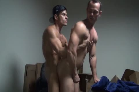 Owen Hawk & Rafael Carreras fucking Hard