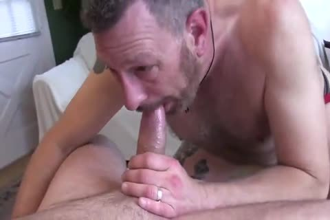 mature guys engulfing And plowing