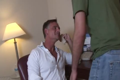 daddy & Son Flip-Flop raw fuck