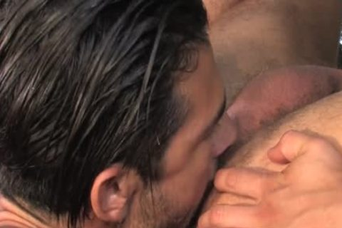 large penis homosexual Outdoor Sex With cumshot