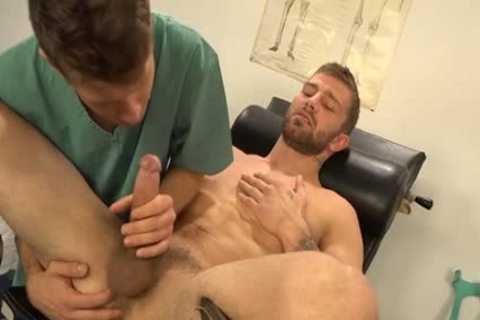 Muscle gay Dp With spooge flow
