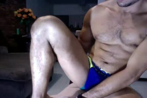 Male webcam Show without Showing Face