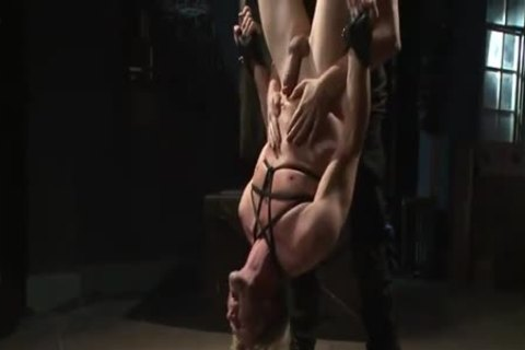 cute Cop tied & Tormented