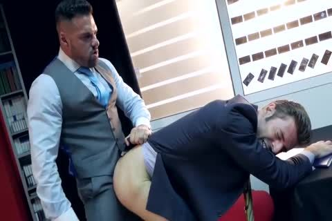drilled By My Boss In Staffroom
