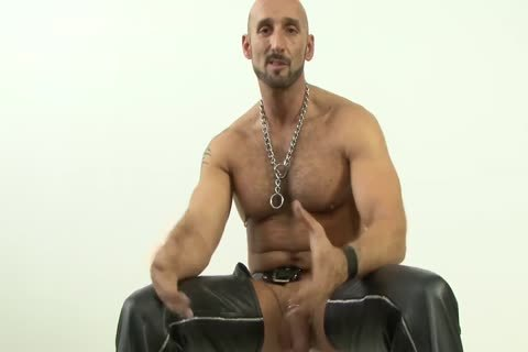 Pedro Jerks Off With A vibrator