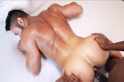 Being drilled By A massive black shlong